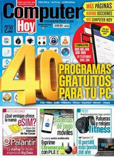 COMPUTER HOY nº 467 (26 agosto-8 setembro 2016)