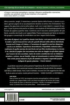 """Quarta di copertina del libro """"La foresta ti ha. Storia di un'iniziazione"""", di Luis Devin. Edizione tascabile (Castelvecchi - LIT Edizioni).  Scheda libro: www.luisdevin.com/libri/la-foresta-ti-ha/ Pagina facebook del libro: www.facebook.com/LaForestaTiHa"""""""
