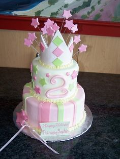 princess cake | Princess Cake | Cakes by Rosalee and Angelo's Blog