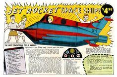 comic book advertising | mailhiot.com