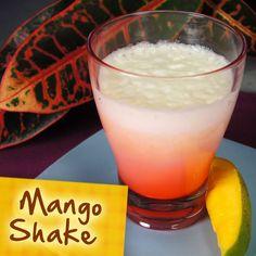 Hispanic Diabetes Recipes: Mango Shake