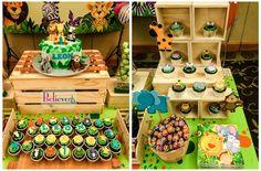 Зоопарк Birthday Party Идеи | Фото 2 из 10 | Catch My Party