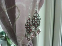 Made by me Crochet Earrings, Jewelry, Fashion, Jewellery Making, Moda, Jewerly, Fasion, Jewlery, Jewelery