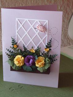 Ventanal floral
