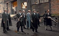 Peaky Blinders, episode six, BBC Two, review - Telegraph