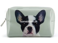 Køb stor Catseye toilettaske, grøn hund her - til en skarp pris
