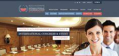 sito web per IHMA - Master International Congress & Event