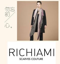 #richiamiscarves #fashionaccessories #madeinitaly  #italianfashion #italianstyle #fashiongram #fashiontrends #instafashion #instatrend #fashionpost #fashionista #fashionable #fashionphotography #fashionstyle #instacool #instastyle @styloose - http://ift.tt/1HQJd81