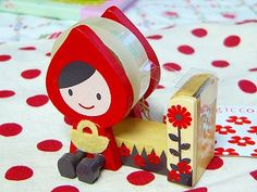 cute little red riding hood tape