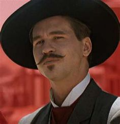 Doc Holiday Tombstone #movies I'll be your huckleberry! The Best Doc Ever