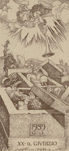XX. Judgement: Dürer Tarot