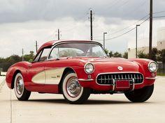 1957 Chevrolet Fuel-Injected Corvette
