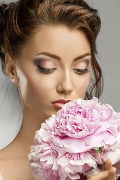 Make-up Sposa sofisticato sui toni del rosa