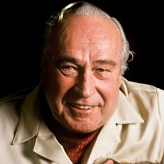 American author Robert Ludlum  (1927–2001) was an author of spy thrillers best known for writing The Bourne Identity