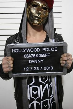 danny from hollywood undead my musical idol <3