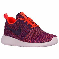 Nike Roshe One - Women's. See More. $89.99 Selected Style: Total Crimson /Purple/Total Purple Width D - Medium Product