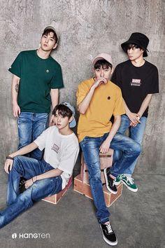 Nu'est Jr, Basic Shorts, Nu Est, Pledis Entertainment, Summer Pictures, Korean Men, Kpop Fashion, Jonghyun, Korean Beauty