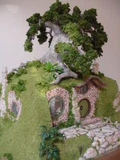 Hobbit-type house 2