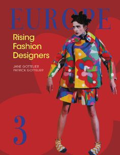 The latest volume of this series allows anyone interested in fashion to glimpse its future: the emerging trends in European design. More than 340 photos capture the designs and insights of 70 of Europe's top fashion students from the most prominent fashion design colleges. Europe's up-and-coming designers reveal insights about their design choices, their use of materials, and their chosen techniques in creating womenswear and menswear. Visit to find out more!