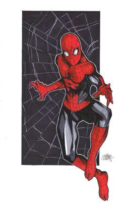 Superiority by ArtisticPhun on DeviantArt Marvel Logo, Great Power, Deadpool, Spiderman, Avengers, Deviantart, Superhero, Fictional Characters, Spider Man