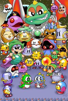 Bubble Memories Tribute by kecomaster.deviantart.com on @deviantART