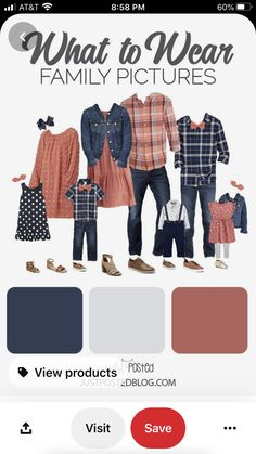 Fall Photo Outfits, Fall Family Picture Outfits, Family Picture Colors, Picture Ideas, Photo Ideas, Cute Outfits, Large Family Pictures, Family Pics, Family Photo