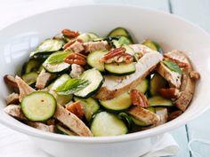 Salade van kip en courgette - Libelle Lekker