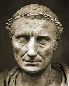 'Pietà of Caesar', at the Torlonia Museum