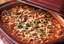 Barbecue Pork Oven Chili - The Pampered Chef® there are 30 recipes on their site for the deep covered baker. some look fantastic.