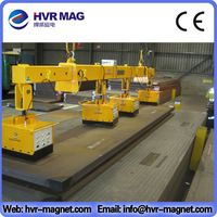 Factory crane 10 ton lifting magnets for lifting steel plate