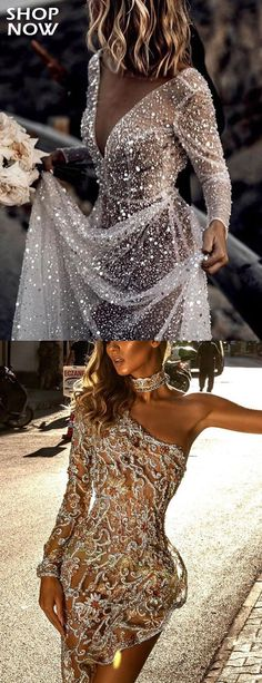 Stunning Dresses, Elegant Dresses, Pretty Dresses, Sexy Dresses, Beautiful Outfits, Fashion Dresses, Prom Dresses, Evening Gowns With Sleeves, Evening Dresses