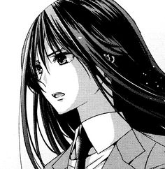 Mei Aihara haven't read the manga. But I love her looks
