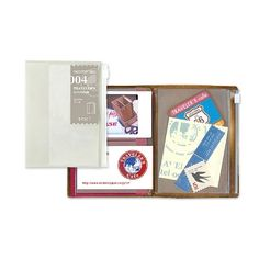 Traveler's Notebook PA 004 夾鏈袋