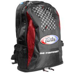 NJ FIGHT SHOP - Fairtex Back Pack, $69.99 (http://www.njfightshop.com/fairtex-back-pack/)