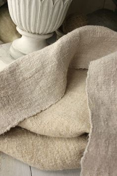 Homespun linen