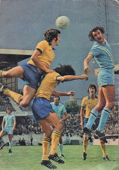 Soccer Stars '76 '77 Album (Back Cover)
