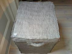 Felted box