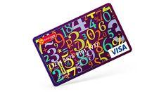 Дизайн пластиковых карт Каспи банка. on Behance