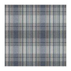 York WallpaperNY5005 | Nautical Living by York Wallpaper | York Wallpaper | Bartola Plaid | WallpaperAdditional Colors Below