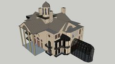 The Haunted Mansion - 3D Warehouse