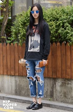 Official Korean Fashion Blog: Korean Street Fashion
