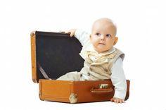 Voyager avec bébé : avion, passeport, les conseils