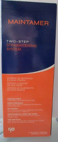 ISO Maintamer Straightening System (Kit) Highest Quality Misc available.  #ISO #Beauty
