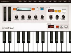 App Shopper: CASSINI Synth for iPad (Music) Mac App Store, Interface Design, Ios, Instruments, Music Production, Keyboard, Musicians, Random Stuff, Laptop