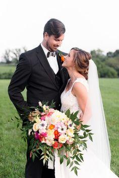 9d87e7d5e058 Virginia Countryside Brunch Wedding Inspiration