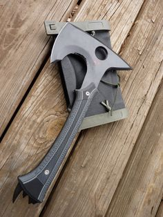 Omnivore Blade Works - Aureus: Jackal Tomahawk