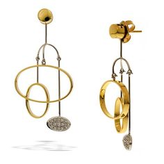 sakamoto mobile earrings