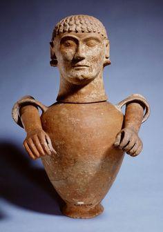 Kanoop Etruscan; archaic 530-520 BC