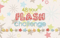 FLASH challenge (48 hours) - Art of Maud Vantours | Pixel Scrapper digital scrapbooking forums