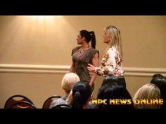 IFBB/NPC Head Women's Judge Sandy Williamson Posing Seminar - YouTube